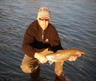 Description: C:\Users\Owner\Documents\Alaska fly Fishing Web Site 2007\images\Grants_big_Rainbow_28_copy_22.jpg
